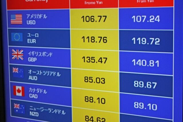 (2)為替レートにだまされない